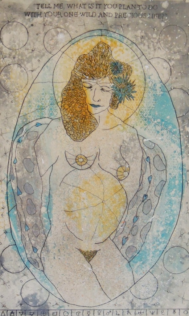 Euronyme- Ancient creation Goddess